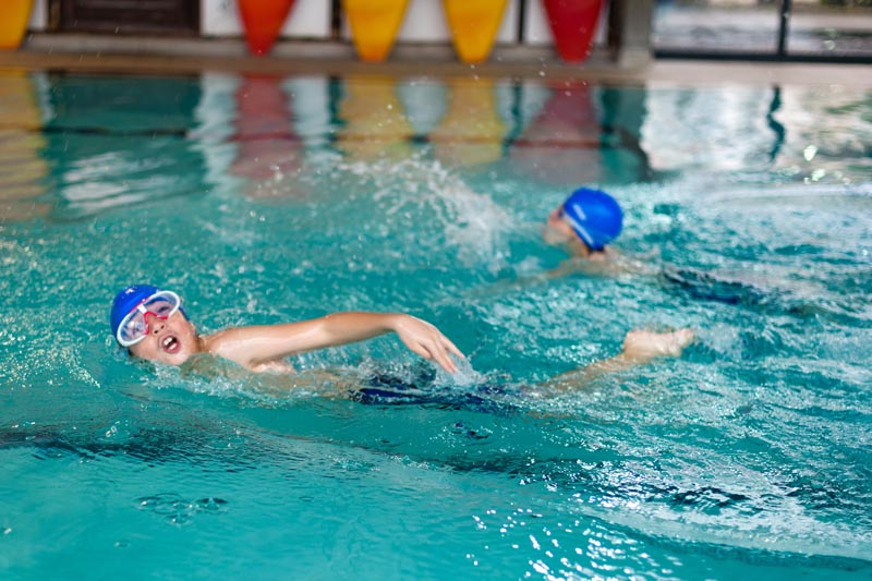 Oakham Swim School - Intensive Swim Course